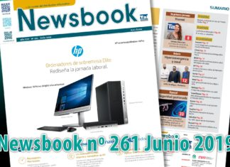 El número de junio de Newsbook online - revista - Newsbook - 2019 - Madrid España