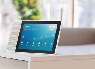 Lenovo Smart Display - Newsbook - Google Assistant - Hogar Inteligente - Madrid España