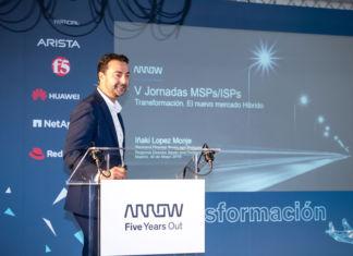 Proveedores de servicios - Newsbook- Arrow - Jornada -
