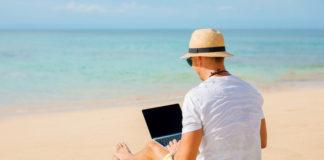 Consejos para trabajar con seguridad en el verano - kaspersky - Newsbook - Verano