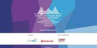 Encuentro de la Economía digital y las Telecomunicaciones - AMETIC - Newsbook - Santander-2019