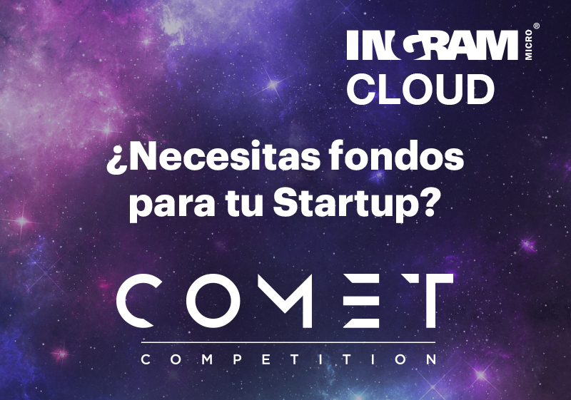 Comet - Ingram Micro Cloud - Newsbook - Concurso - Canal