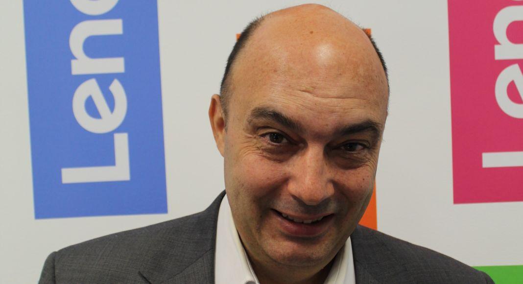 División DCG de Lenovo Iberia - Newsbook - Rafael Herranz - iberia