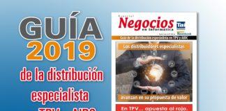 Guía de la distribución especialista en TPV y AIDC -2019 - Newsbook - Negocios