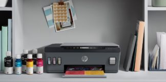 HP Smart Tank Plus - Newsbook - Impresora - Madrid España