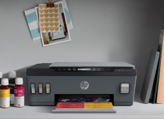 HP Smart Tank Plus - Newsbook - Impresora - Madrid España