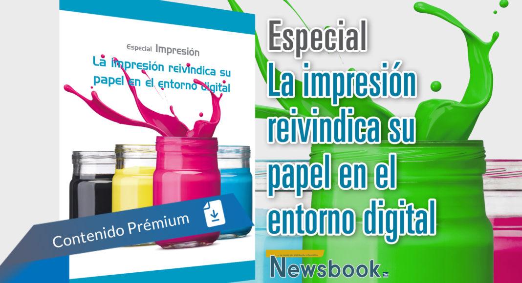 impresion - Newsbook - Madrid - España