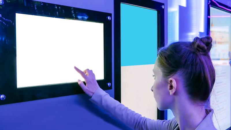 pantallas interactivas de gran formato - Context - Europa Occidental - Newsbook