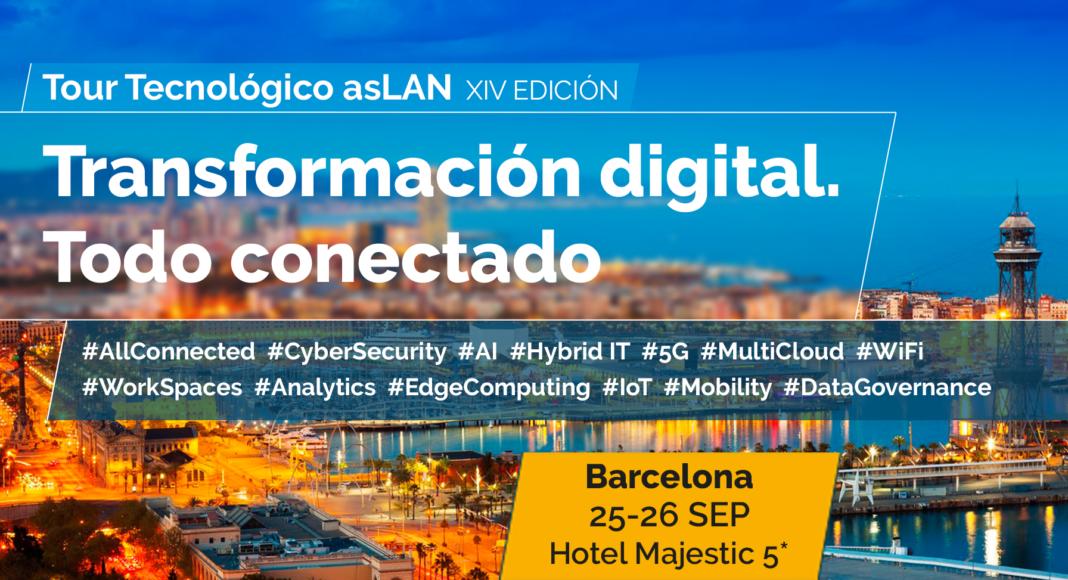 Tour Tecnológico @asLAN - Newsbook -Barcelona -