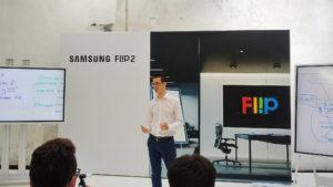 Flip - Samsung - Newsbook -Flip 2 -Guardiola
