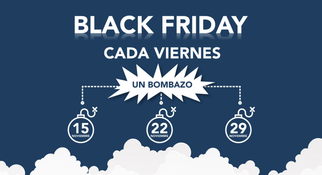 Campaña del Black Friday - Infortisa - Newsbook - canal