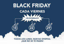 Campaña del Black Friday - Infortisa - Newsbook - canal