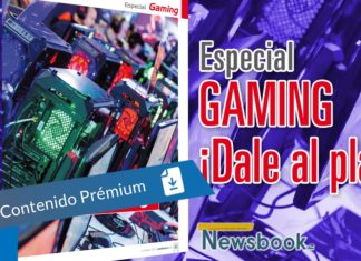 gaming - Newsbook - Madrid - España