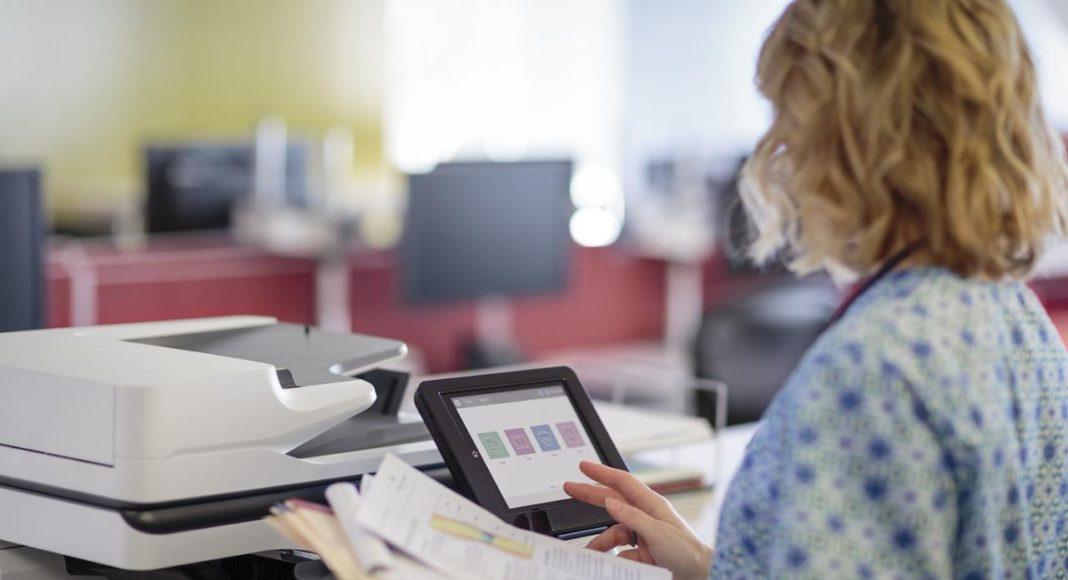 Oferta de impresión - HP - Newsbook - Espacio de trabajo
