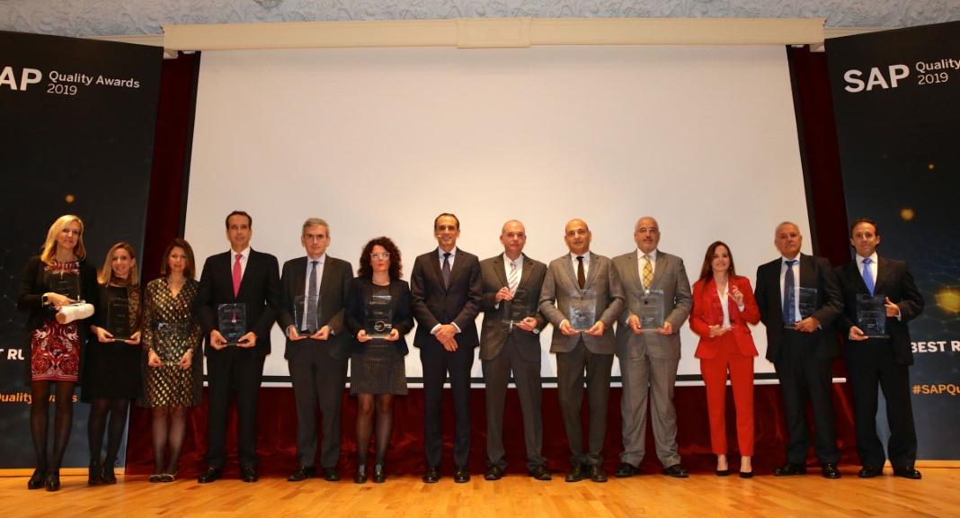 Quality Awards 2019 - SAP - Newsbook - Premios