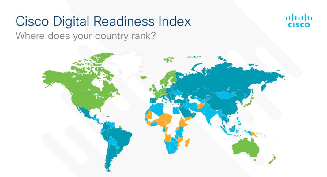 Preparación digital - España - Cisco - Newsbook -indice