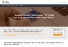 Zaltor -Newsbook - Carbonite Backup Office 365