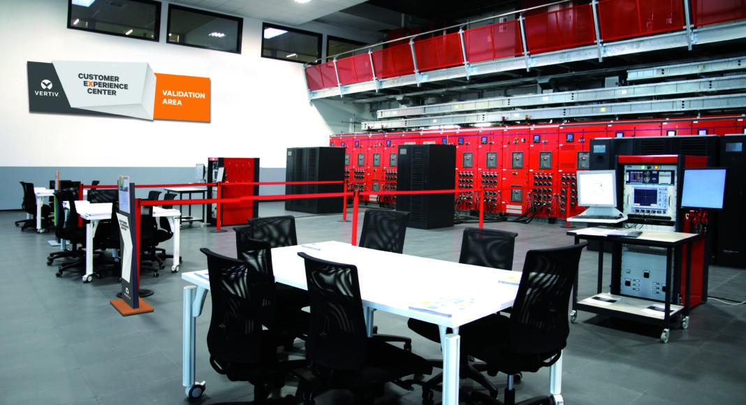 Customer Experience Center - Vertiv - Newsbook - AC Power