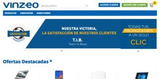 Web - Vinzeo -Newsbook - Canal