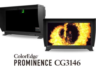 Monitores HDR - Eizo - Newsbook - Prominence CG 3416