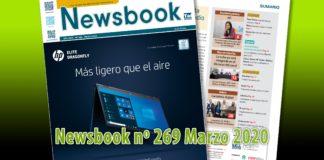 Revista Newsbook online de marzo