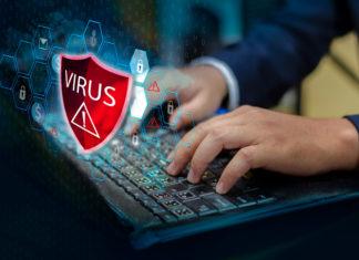 Policía - virus - Trend Micro - Newsbook - Covid-19
