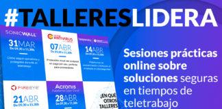 #TalleresLidera - Newsbook - Lidera - Formación