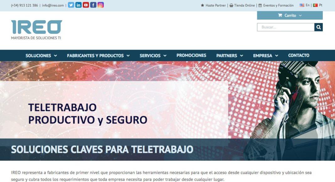 Teletrabajo - Ireo - Newsbook - Covid-19