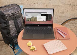 Nuevo portátil – convertible – rendimiento – wifi6 – conectividad 4G LTE – Pavilion 360 – HP – Newsbook – Revista TIC – Madrid – España