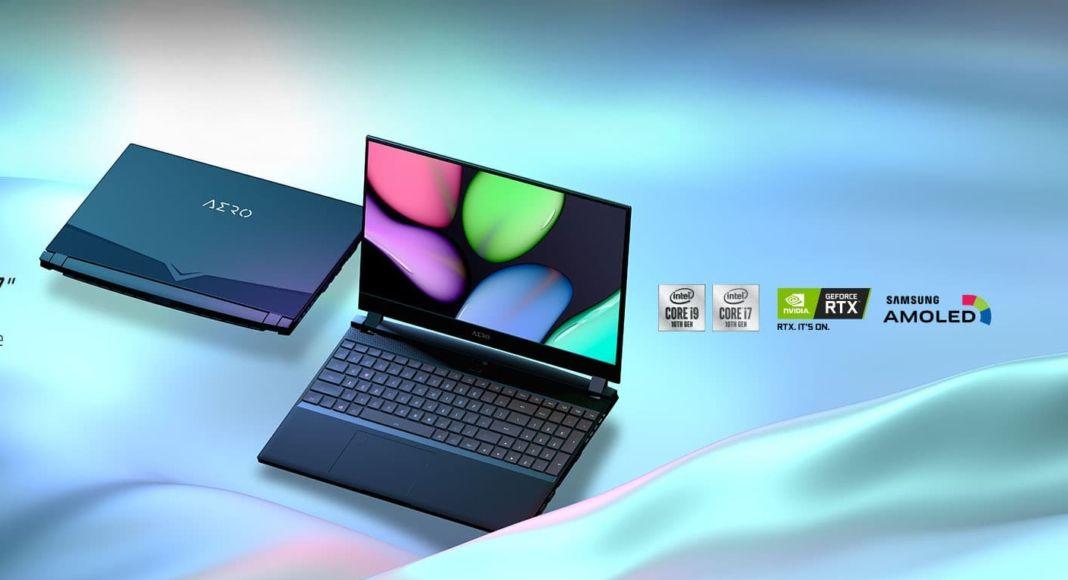 Nuevos portátiles – IA – creadores – procesador Intel Core – Aero – Gigabyte – Newsbook – Revista TIC – Madrid – España