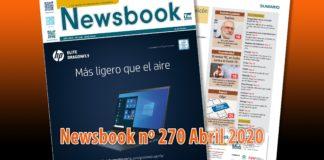 Revista Newsbook online de abril 2020 - Newsbook - Madrid - España