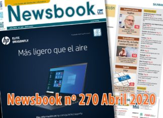 Revista Newsbook online de abril 2020 - Newsbook - Madrid - España