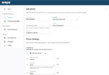 SRAPS - Snom - Newsbook - Teléfonos IP