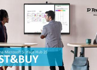 Probar - Surface Hub 2S - Maverick - Microsoft - Newsbook - Colaboración - Tai Editorial - España