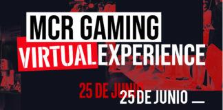 MCR Gaming Virtual Experience - MCR - Newsbook - evento gaming - Tai Editorial - España
