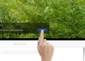 Ricoh Integrated Collaboration Cloud - Newsbook - reuniones - Tai Editorial - España