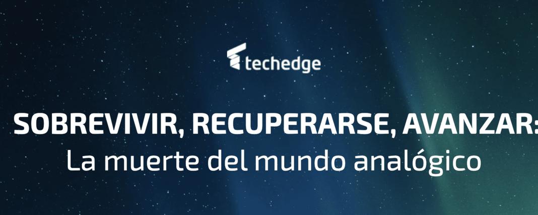 Techedge - Digitalización - Newsbook - nueva normalidad - Tai Editorial - España