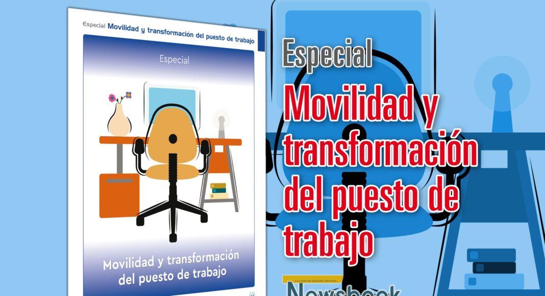 movilidad - transformación del puesto de trabajo - Newsbook - Tai Editorial - España