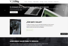 Web - V-Valley - Newsbook - Site - Tai Editorial - España