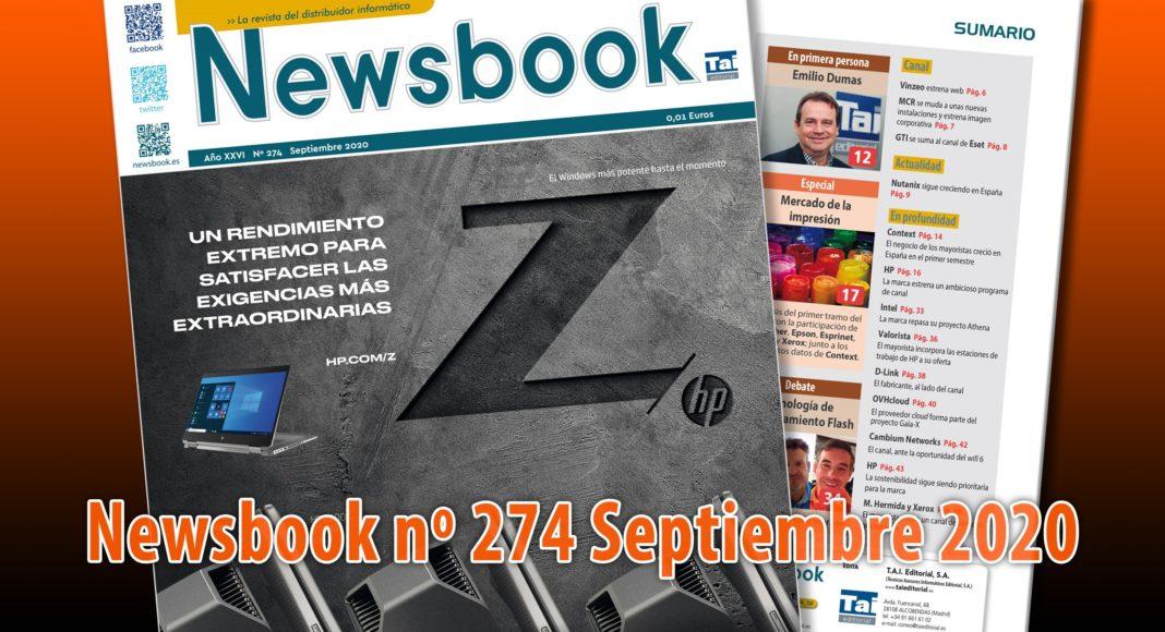 Edición septiembre - Newsbook online - Tai Editorial - España