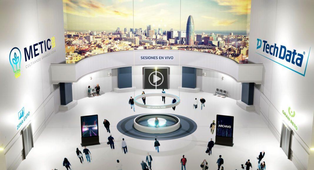 METIC 2020 - Tech Data - Newsbook - Agenda - Tai Editoial - España