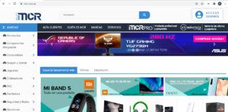 Web- MCR - Newsbook - Portal Online - Tai Editorial - España
