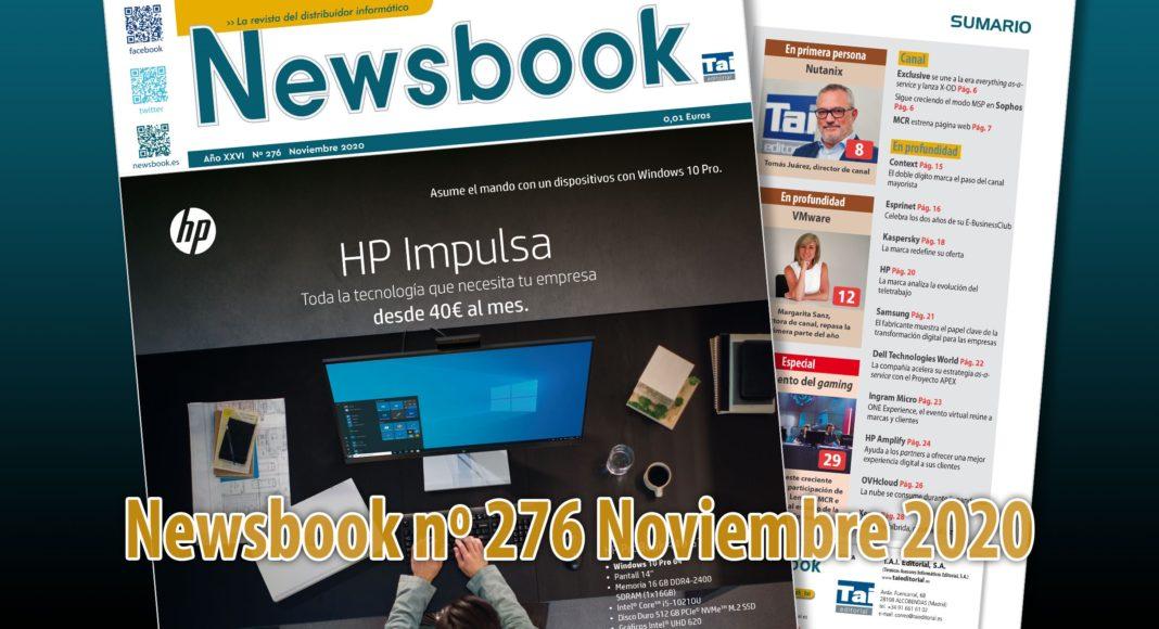 Revista- Newsbook online - Noviembre 2020 - Tai Editorial - España