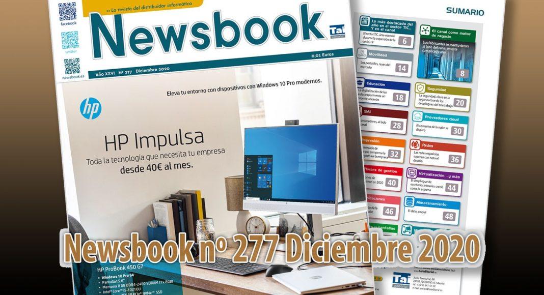 Newsbook online - diciembre - revista nº 277- Tai Editorial - España