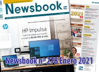 Newsbook online - Enero 2021 - Revista - Número 278 - Tai Editorial - España