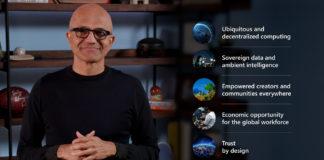 Ignite - Microsoft - Newsbook - Satya Nadella - Tai Editorial - España