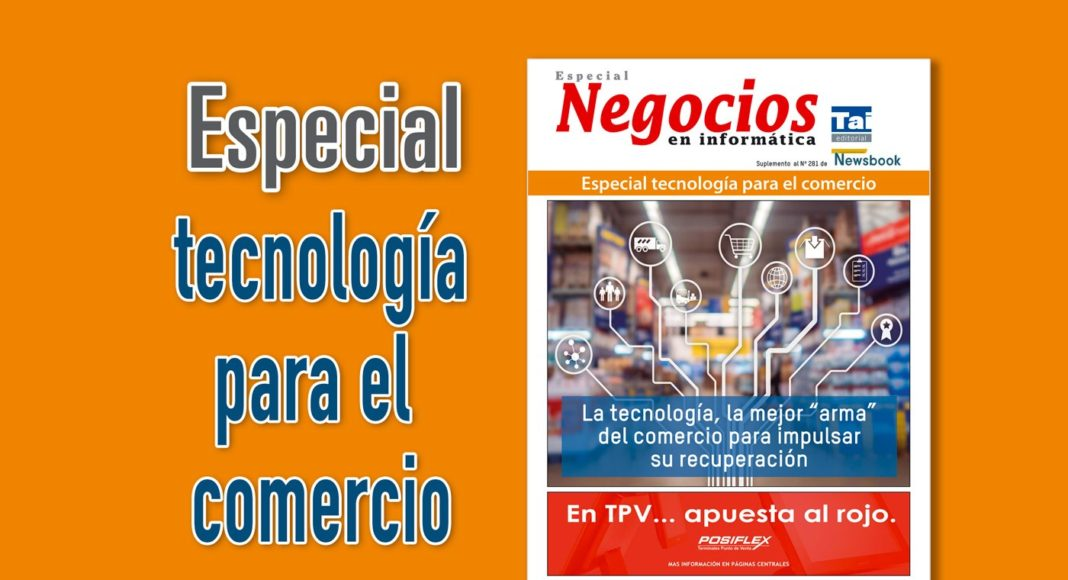 Especial -Comercio - Newsbook - Negocios - Retail 2021 - Tai Editorial - España