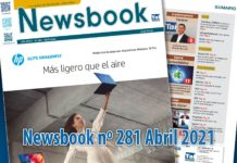 Newsbook online - abril - revista - Tai Editorial -España