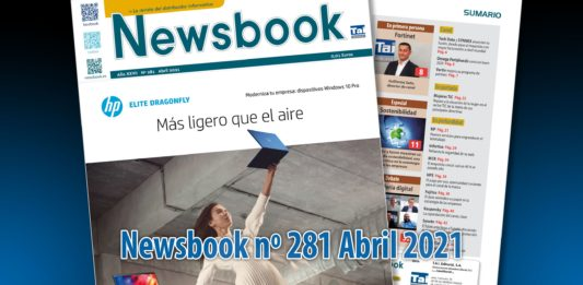 Newsbook online - abril - revista - Tai Editorial -España