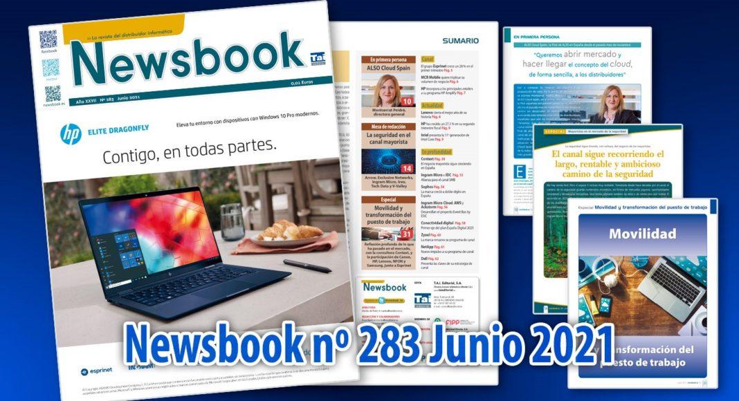 Newsbook online de junio - Newsbook - revista 283- Tai Editorial - España